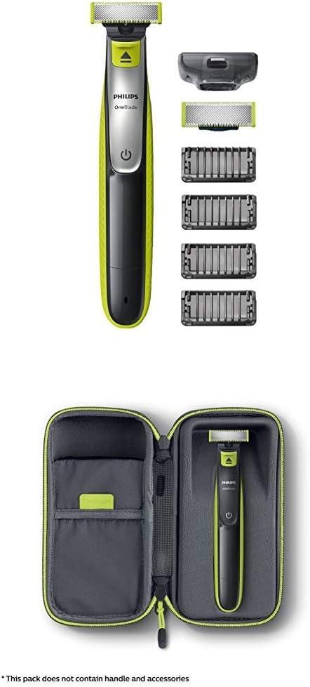 Philips OneBlade QP2530/30 - Recortador de barba, recorta, perfila ...