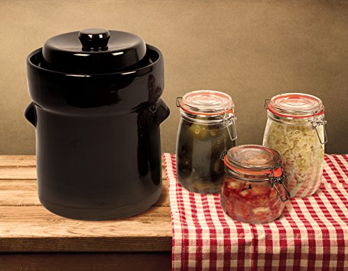 Kenley Fermentation Crock Jar