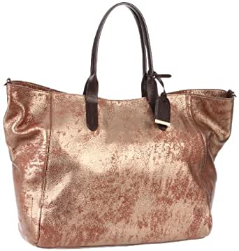 Cole Haan Crosby Tote,Medallion Metallic,One Size