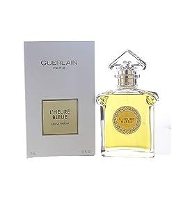 L'heure Bleue By Guerlain For Women. Eau De Parfum Spray 2.5 Ounces