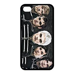 Customize Famous Music Band My Chemical Romance Back Cover Case for iphone 4 4S