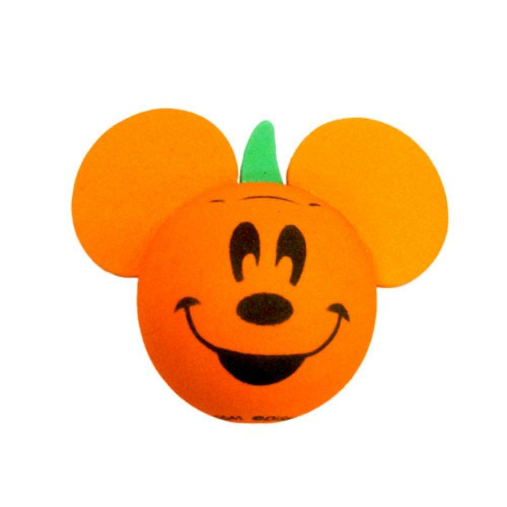 Disney Antenna Topper (Halloween -  Mickey Mouse Pumpkin)