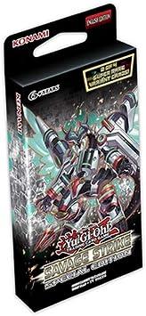 Yu-Gi-Oh! KONSSSE Savage Strike Edición Especial: Amazon.es ...