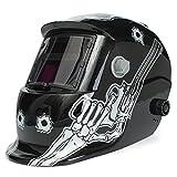 WELDTOOLS Welding Helmet Auto Darkening Solar Powered Weld/Grind - Best Reviews Guide