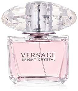 Versace Bright Crystal Eau De Toilette Spray 3 Fluid Ounce