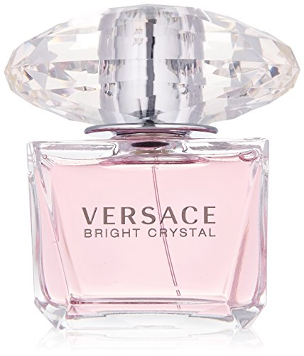 Versace Bright Crystal Eau de Toilette Spray, 3 Fluid - Crystal Versace
