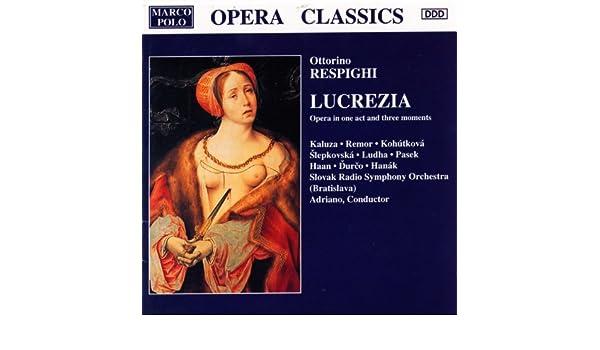 Lucrezia: Third Moment - 4 de Michela Remor en Amazon Music ...
