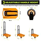 Pansonite Folding Hand Truck with 330 Lb