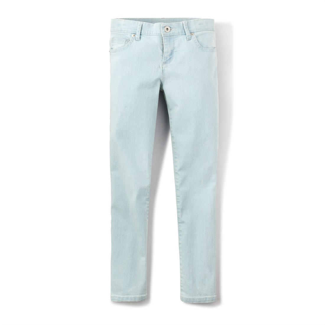 The Children's Place Big Girls' Skinny Jeans, Sky
