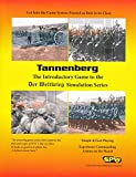 SPW: Tannenberg, the Introductory Game to the Der Weltkriege Simulation Game Series, 2nd Edition