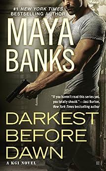 Darkest Before Dawn (KGI series) by [Banks, Maya]