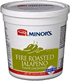 Minor's Fire Roasted Jalapeno Flavor Concentrate