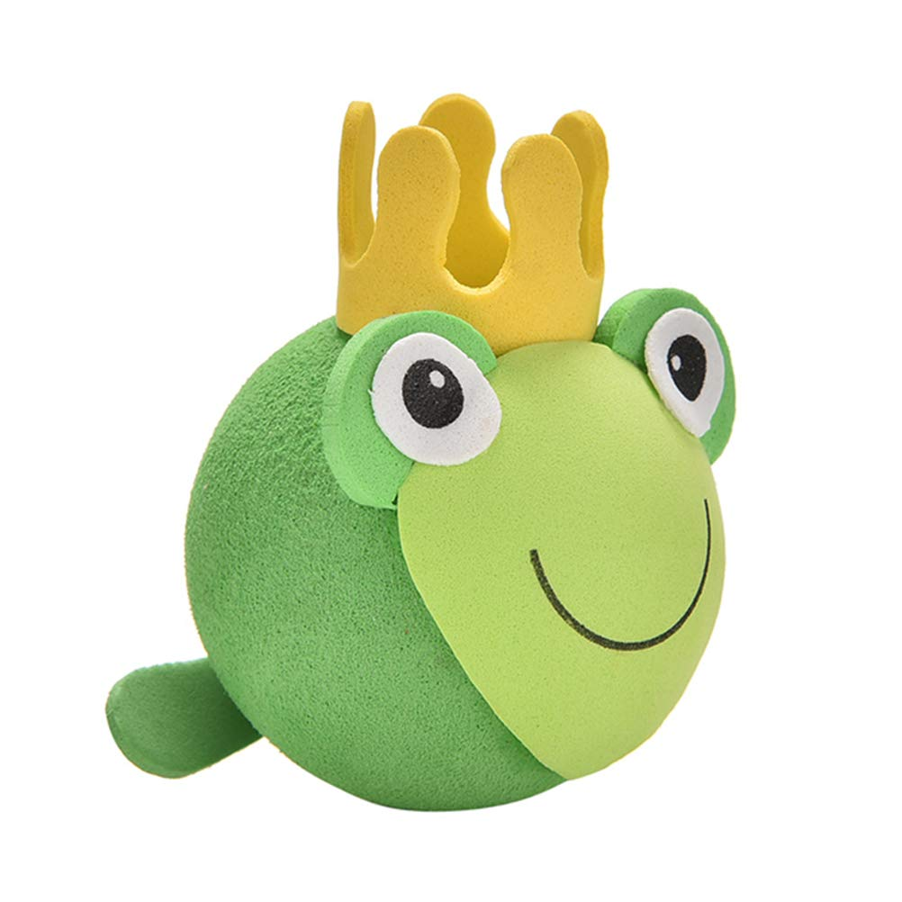FADACAI Frog Prince Charming Green Toad Antenna Balls Car Aerial Ball Antenna Topper 1 Pc