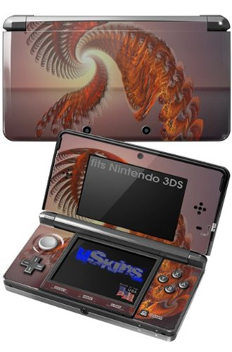 Solar Power - Decal Style Skin fits Nintendo 3DS (3DS SOLD SEPARATELY) by uSkins