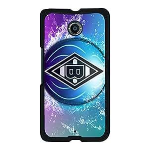 Fancy Charming VfL Borussia Monchengladbach Phone Case for Google Nexus 6 Fine Cover Phone Case Borussia Monchengladbach FC Logo