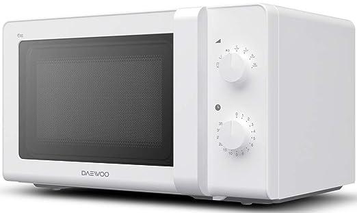 Horno microondas Grill Daewoo kqg-6637 W L 700 W Función ...