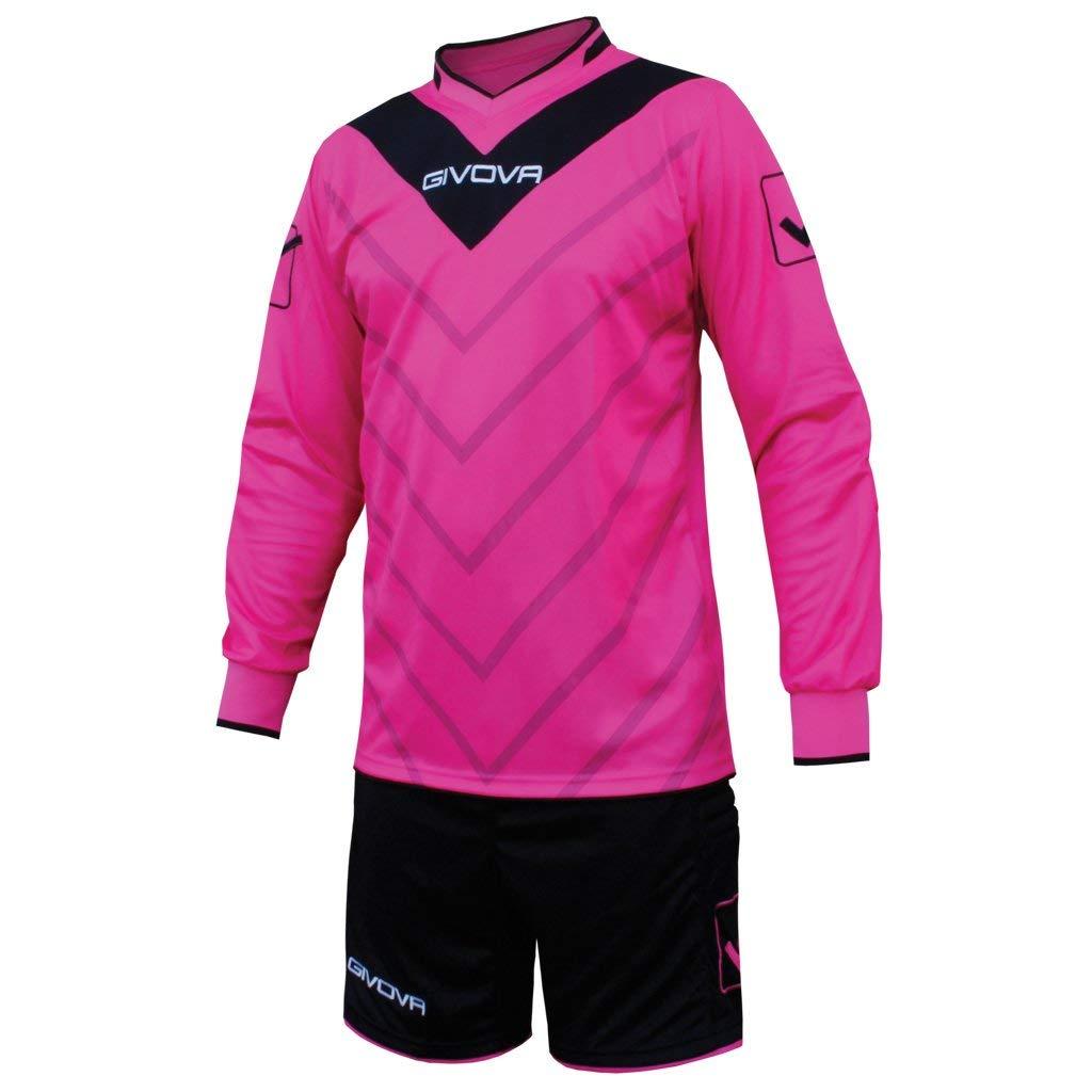 TALLA XXXS. givova kitp005, Camiseta y Pantalón Corto De Fútbol Unisex Adulto