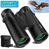 Best Binoculars For Stargazings - Cayzor 12x42 Binoculars for Adults - HD Professional Review