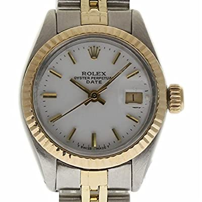 Rolex Datejust swiss-automatic womens Watch 6917 (Certified Pre-owned) from Rolex