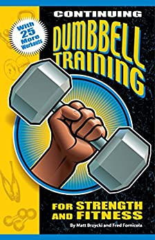 Continuing Dumbbell Training Strength Fitness ebook product image