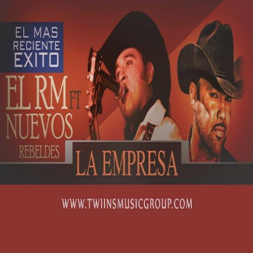 Amazon.com: La Empresa (feat. Los Nuevos Rebeldes