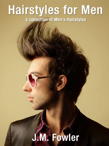 Hairstyles Men Collection Hairstyle Photography ebook product image