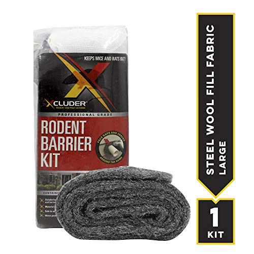 steel wool for getting rid of rats