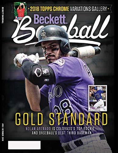 Best Price for Beckett Baseball Magazine Subscription