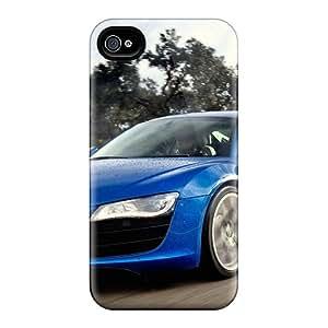 [cly25194tMFi] - New 2010 Audi R8 5.2 Fsi Quattro 7 Protective Iphone 6 Classic Hardshell Cases