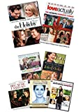 Love Actually / The Holiday - Double Feature DVD Collection + 5 Bonus Romantic Comedies: Eat Pray Love / Julie & Julia / Notting Hill / Definitely Maybe / Because I Said So