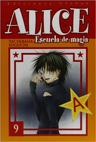 Alice. Escuela De Magia pack - Volúmenes 9 a 12 Shojo Manga Alice ...