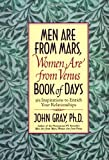 Men Are from Mars, Women Are from Venus, John Gray, 0060192771