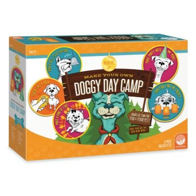 MindWare Make Your Own Doggy Day Camp by MindWare