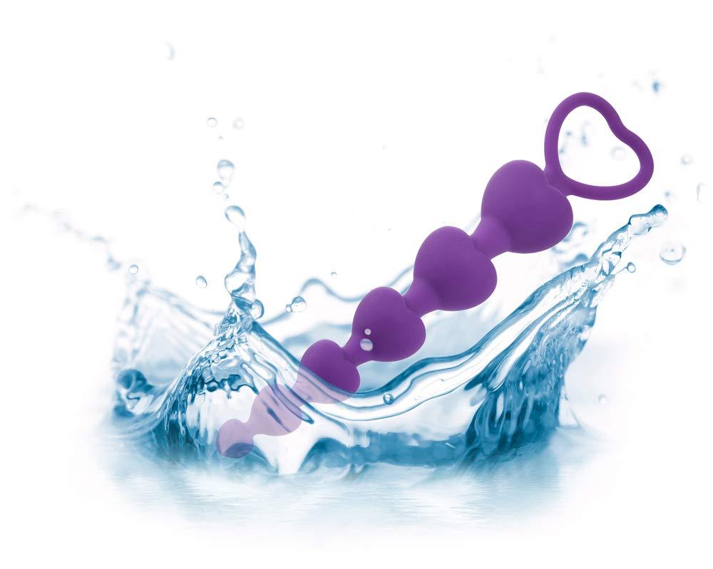 Att-rac-tive Th-ing - Never Kne-w That It Could M-EAN So Much with B-ütt an-âl Pl-ùg T-ö-ys for Wömén Bêginnêrs Mên - Beads Purple