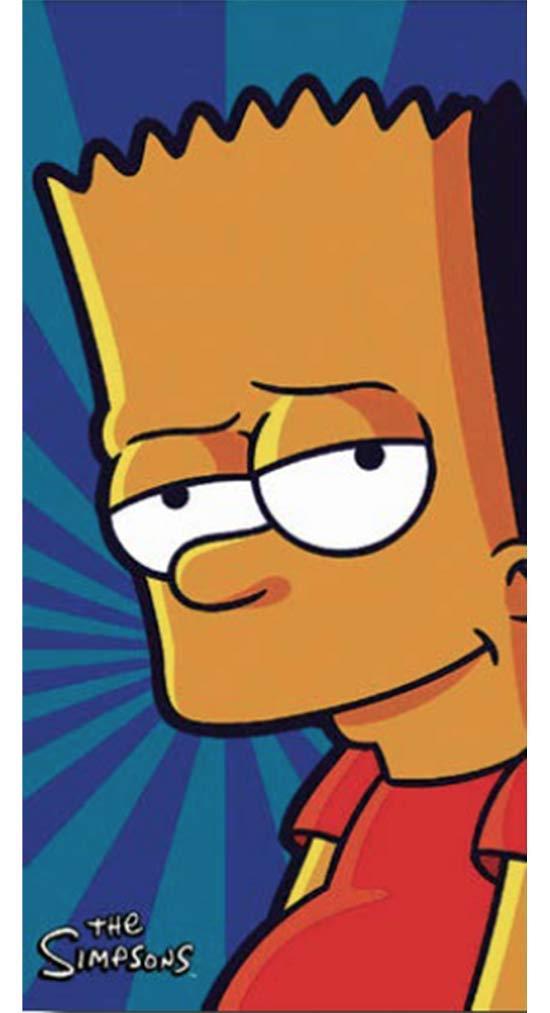 Simpsons Toalla de baño/Playa–Les Barthttps://amzn.to/2WlgsQL