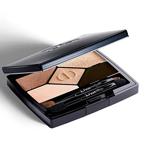 Christian Dior 5 Couleurs Designer All-in-one Professional Eye Palette, 708/Amber, 0.2 - Dior Powder 1 Colour