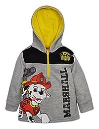 Paw Patrol Hoodie Toddler Boy - Marshall