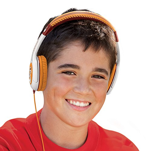 092298925509 - Star Wars The Force Awakens Episode 7 BB 8 Kid Friendly Volume Reduced Youth Stereo Headphones carousel main 3