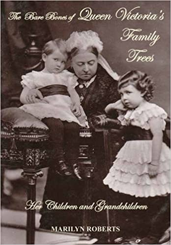 how many great grandchildren did queen victoria have