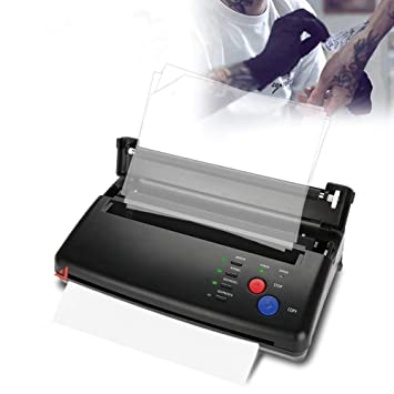 Amazon.com: Filfeel 2018 Tattoo Transfer Printer Machine ...