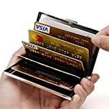 Credit Card Holder Stainless Steel Credit Card Case