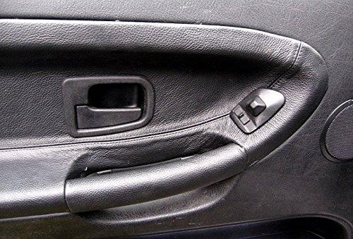 Amazon.com: BMW 3-series E36 1990-98 insercion de puertas delanteras (4 piezas) de RedlineGoods: Automotive