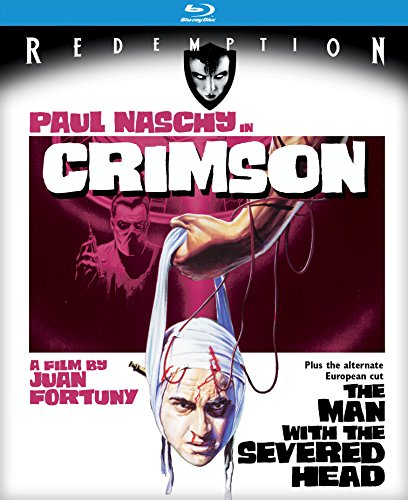 Crimson (aka The Man With The Severed Head) (Bonus Features)