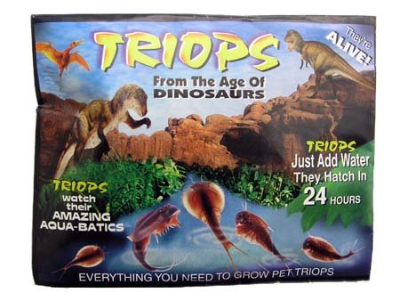 - Grow Your Own Triops - A Living Dinosaur