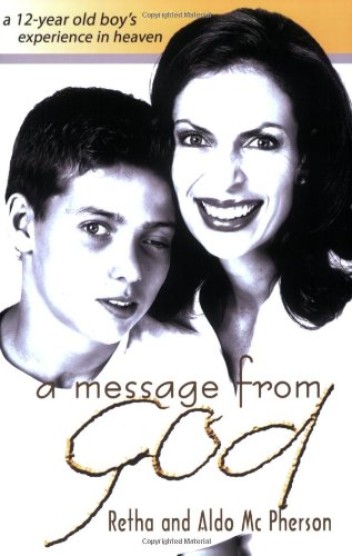 Message God Retha McPherson