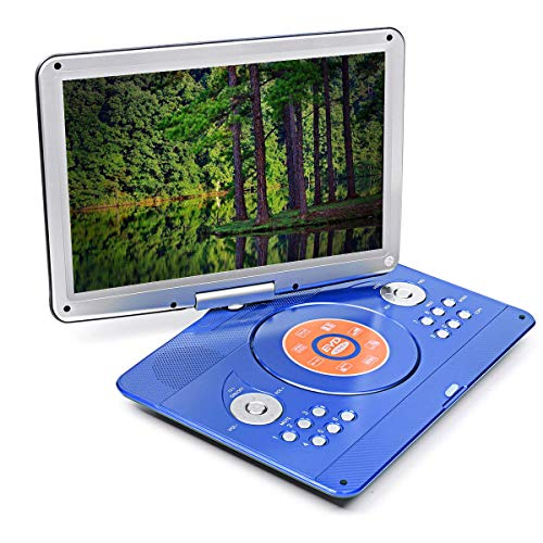 Portable DVD Player 16