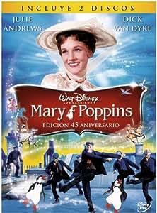 Mary Poppins - Edición 45 Aniversario [DVD]