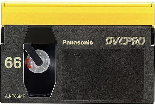 PANASONIC AJ-P126L DVC PRO TAPE by Panasonic