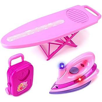 Amazon Com Vt Happy Family My Iron Board Set Toy Iron