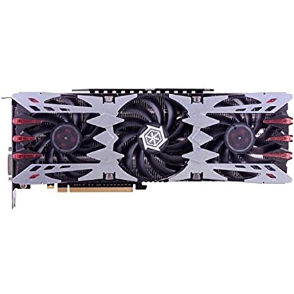 Inno3D C960-2SDN-E5CNX NVIDIA GeForce GTX 960 2GB - Tarjeta ...